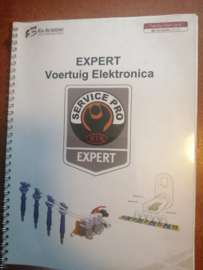 Kia EXPERT voertuig elektronica training