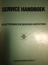 Service handboek '' Electronische benzine inspuiting '' SH79-EBI-300G1