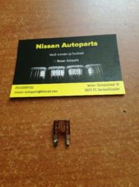 Minizekering 7,5A bruin Nissan 24319-C9907