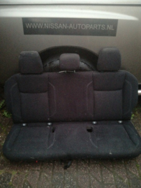 Achterbank Nissan Navara NP300 D23M 88600-4LJ0A + 88300-4KJ0A.