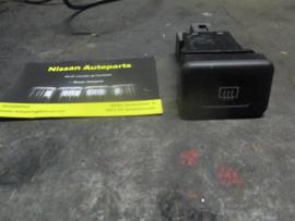 Schakelaar achterruitverwarming Nissan Almera N15 25350-0N000