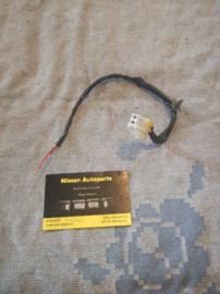 Stekker kofferbakverlichting Nissan 26470-60U00-STEKKER A32/ CA33/ J31/ N14/ N15/ N16/ P10/ P11/ P12/ S14/ Z33
