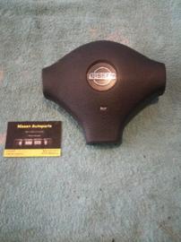 Claxondeel stuurwiel Nissan 100NX B13 48420-70Y04