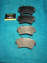Remblokset vooras Nissan Interstar X70 41060-00QAD
