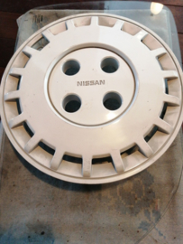 Sierdop 14 inch wit Nissan Bluebird T12 40315-D4015