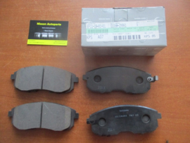 Remblokset vooras Nissan D106M-2Y991 A32/F15/J30/S13