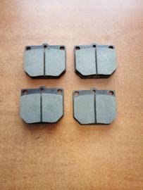 Remblokken vooras Datsun Laurel C230 41060-U8925