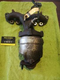Uitlaatspruitstuk met katalysator & lambdasonde Nissan Micra K11 14004-99B10 / B0800-99B01 / 22690-99B00