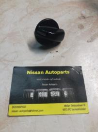 Bedieningsknop kachelbedieningsunit Nissan 27563-BN000