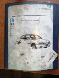 Cursusboek '' air conditioning '' Nissan