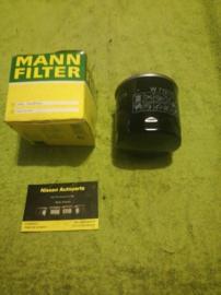 Motoroliefilter Mann W712/75