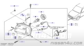 Koplamp links Nissan Micra K11 B6060-5F401