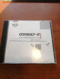 Consult-II C/U reprogramming DATA CD-ROM AER02C/ AFR02C/ ASR02C/ EGR02C/ EIR02C
