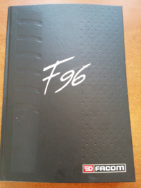 Groot gereedschapboek Facom voor in de werkplaats