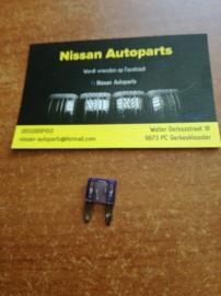 Minizekering 3A paars Nissan 24319-C9903