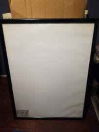 Posterlijst / schilderijlijst 100 x 74 cm inwendig