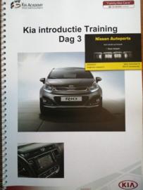 Kia introductie training Dag 3 Kia Rio