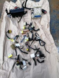 Stekkerset kabelboom Nissan 100NX B13 24010-70Y70-STEKKER