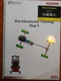 Kia introductie training Dag 5 Kia