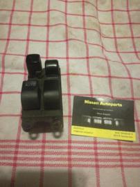 Raambedieningsschakelaar Nissan Almera N15. bestuurderskant 25401-0N010