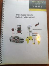 Introductie training Kia motors Nederland
