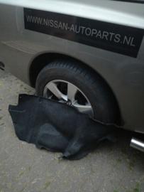 Kofferbakbekleding Nissan Almera N15. rechts. 84950-2N200