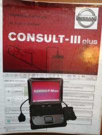 Cursusboek '' Consult-III Plus '' ELTL9101CPCFF