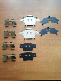 Hardware-kit remklauw vooras Nissan 41080-60Y25