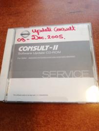 Consult-II Software Update CD-ROM DIAG: AED05D/ AFD05D/ ASD05D/ EGD05D/ EID05D