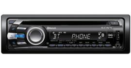 Autoradio CD-speler Sony MEX-BT3700U