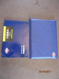 Instructieboekje met opbergmap Nissan Almera N16