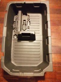 Opbergvak gereedschap kofferbak Nissan Juke F15 849A7-1KE0A