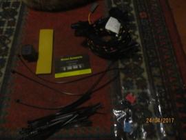 Set voor 12V aansluiting trekhaak Nissan Juke KE505-99993