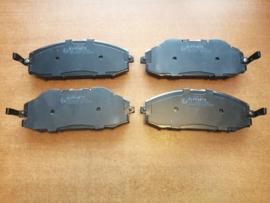 Remblokset vooras Nissan Patrol Y61 41060-VB290