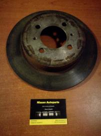 Remschijf achteras Nissan 43206-54C01
