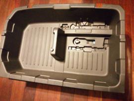 Opbergvak gereedschap kofferbak Nissan Juke F15 849A7-1KE0B