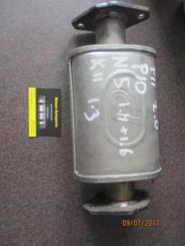 Katalysatorvervanger Nissan D21/K11/N14/N15/P10/P11/S13