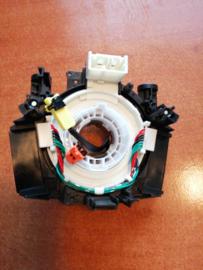 Stuurschakelaarhouder / airbagklokveer Nissan Qashqai J10 25567-JD00A