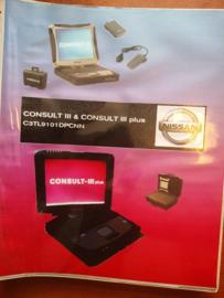 Cursusboek '' Consult III & Consult III Plus '' C3TL9101DPCN
