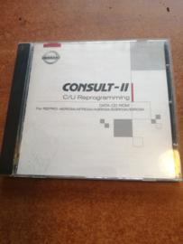 Consult-II ECU reprogramming DATA CD-ROM AER03A/ AFR03A/ ASR03A/ EGR03A/ EIR03A