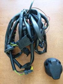 7-polige kabelset trekhaak Nissan Primera P12 hatchback KE505-AV507