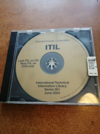 ITIL Daimler Chrysler Corporation International Technical Information Library Series 061 June 2004