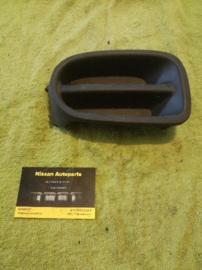 Afdekkap mistlampgat Nissan Almera N16. Rechtsvoor 62256-BM474