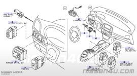 Richtingaanwijzerschakelaar Nissan 25540-ED50A E11/K12