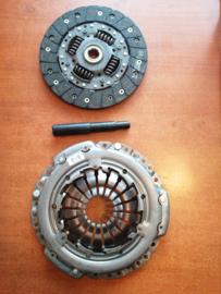 Koppelingsset 215mm K9K 23354-00QAR E11/ E12/ K12/ K14/ M20M/ X76