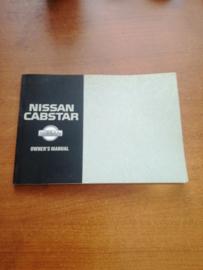 Instructieboekje '' Nissan Cabstar F23 '' OM2E-0F23E0E