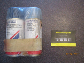 Spuitbus verf Nissan kleurcode BN6 KE999-BN625AA