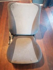 Bijrijdersstoel Nissan 100NX B13 87000-71Y70 zonder hoofdsteun.