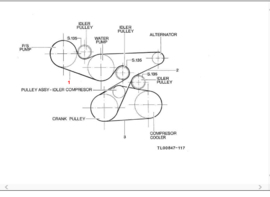 Geleiderol BD30TI Nissan Cabstar TL0 11925-69T25