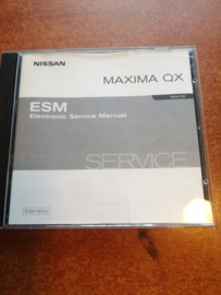 Electronic Service manual '' Model A33 series '' Nissan Maxima A33 SM2EGF-1A33E0E